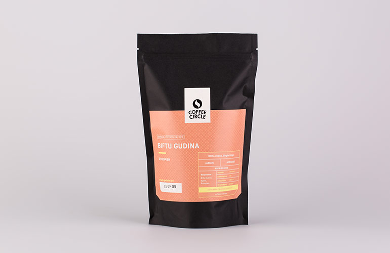 Coffee Circle Packaging