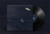 Flughand Vinyl Cover